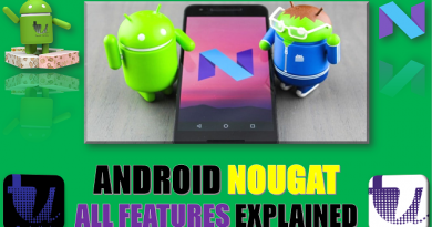 android nougat all features