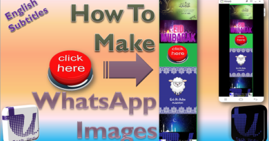 Here is how to Make Long Hidden WhatsApp Images? - techurdu.net