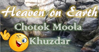 Chotok Moola Khuzdar Balochistan