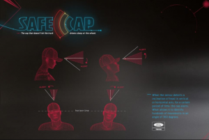 How does The SmartCap by Ford saves truck drivers life work1