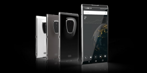 blockchain powered smartphone