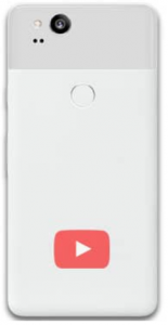Google is Reportedly Working on a YouTube Edition Phone - Google YouTube Smartphone