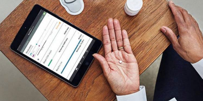 The First Digital Pill approved by FDA