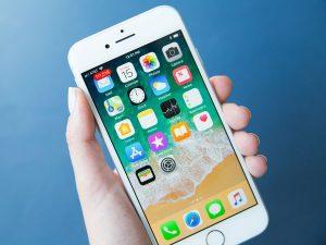 iphone 8 - best smartphone award 2017