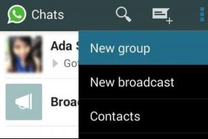 WhatsApp test new update group chats