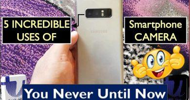 Incredible Ways to Use Smartphone Camera