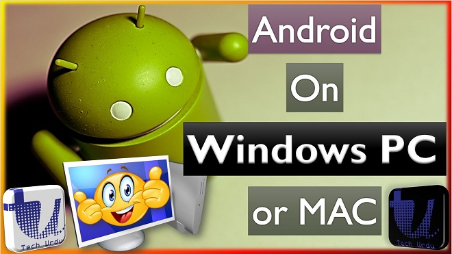Android Apps on Windows MAC PC or Laptop Blue stacks Emulator - Tech Urdu Thumbnails - Copy
