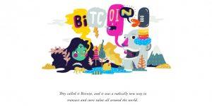 Bitcoin Illustration Bitcoin - Tech Urdu