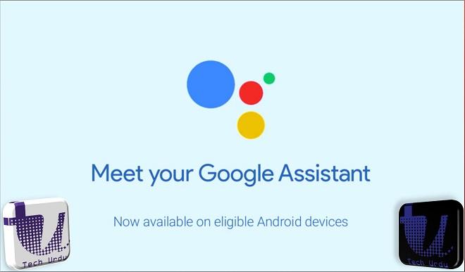 Google Assistant Latest Updates - Tech Urdu
