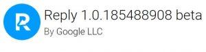 Google's Smart Reply Mobile App - tech urdu apk
