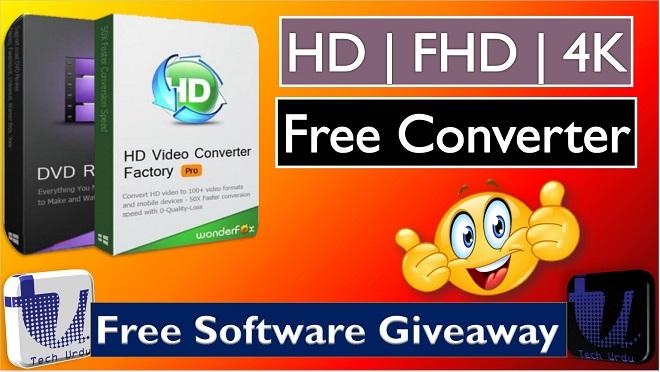 HD Video Converter | HD Video Convertor Pro Giveaway - Tech Urdu