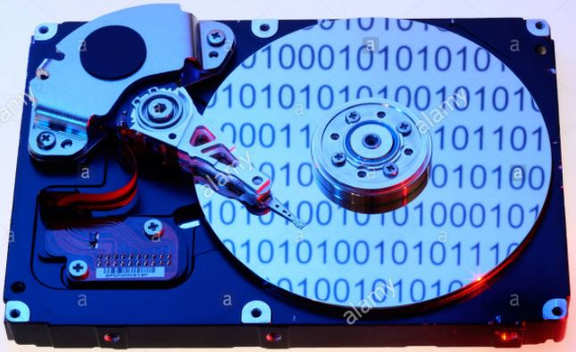Computer Deleted Files - Where These Go from Hard Disk with Binary Numbers - Tech Urdu
