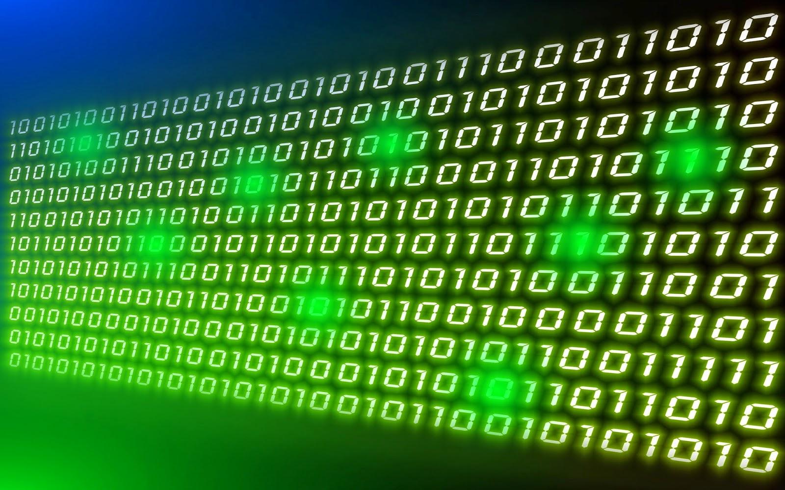 Decimal to binary numbers - Tech Urdu computer deleted data