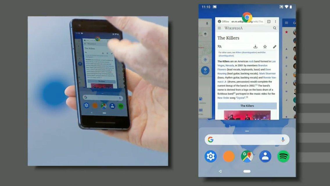 Android Phones with Gestures - Tech Urdu