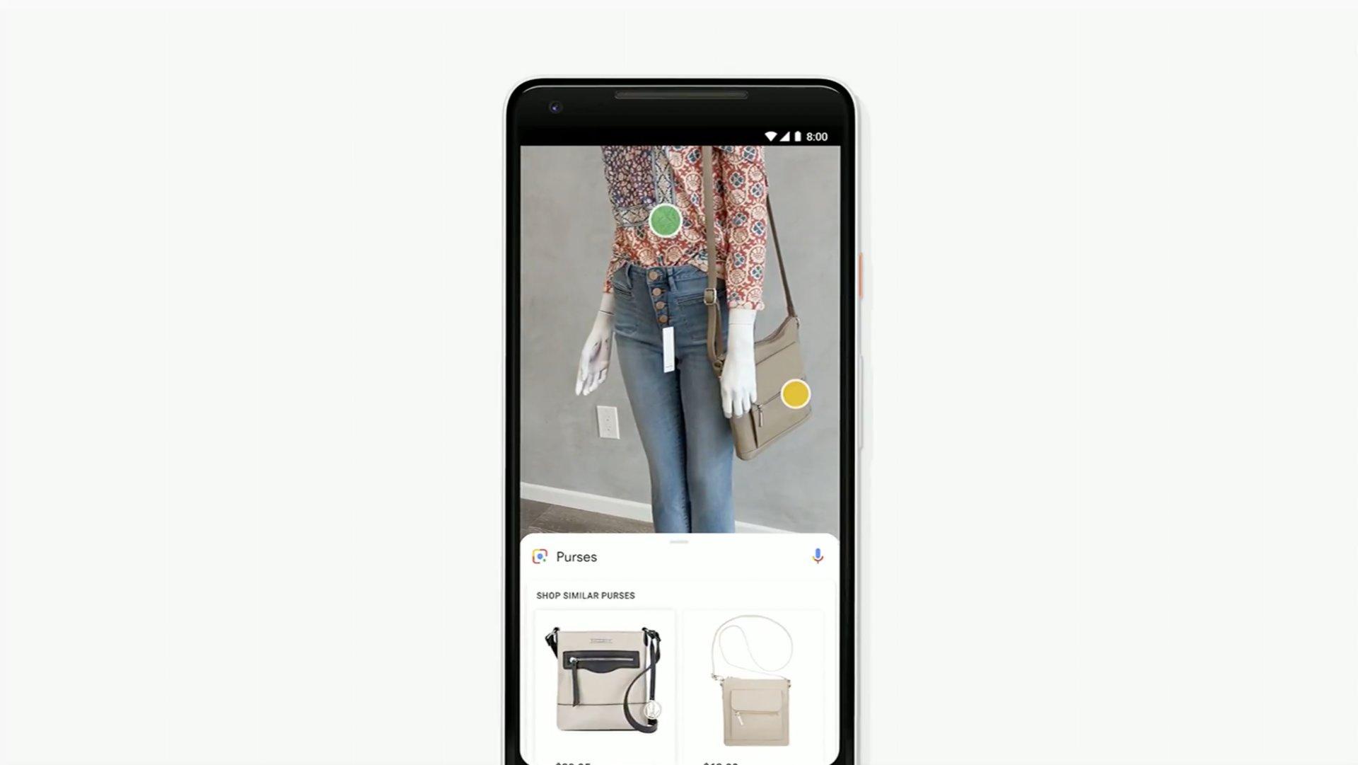 Google Lens Style Match - Tech Urdu