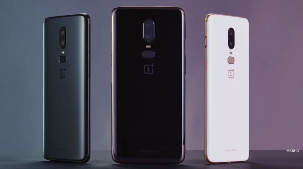 OnePlus 6 Impressions - Ft. MKBHD - Colors and Glass Finsh Types - Tech Urdu