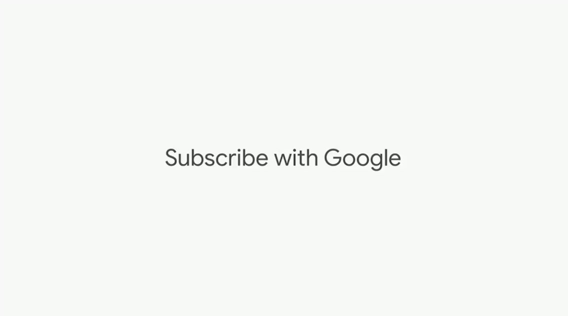 Subscribe With Google - Tech Urdu