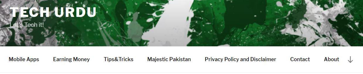 increasing website traffic menus submenus - tech urdu