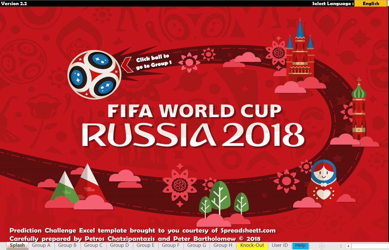 Fifa WorldCup 2018 Winner - Excel predicts - Tech Urdu