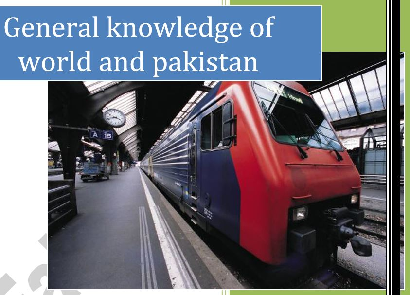 General Knowledge of World and Pakistan - Tech Urdu