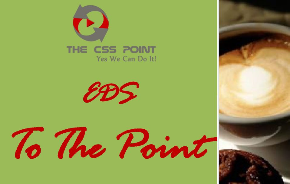 EDS - To the Point - Tech Urdu
