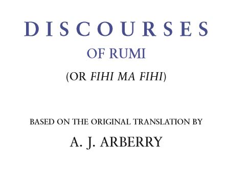 Discourses of Rumi - Tech Urdu