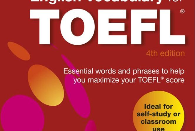 Check Your English Vocabulary for TOFEL
