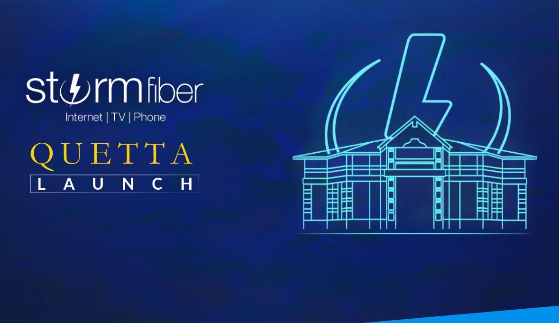 Stormfiber in Quetta