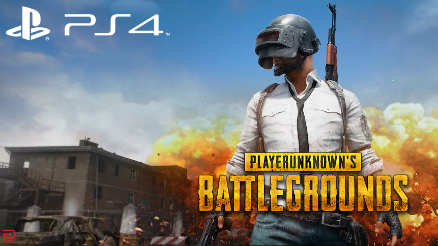 PUBG is Coming to PS4 Next Month