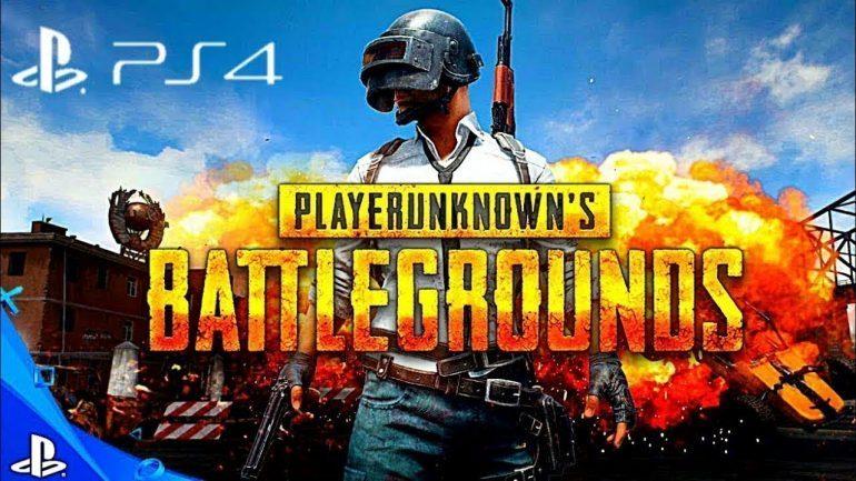 PUBG PlayStation 4 Launch on December 7