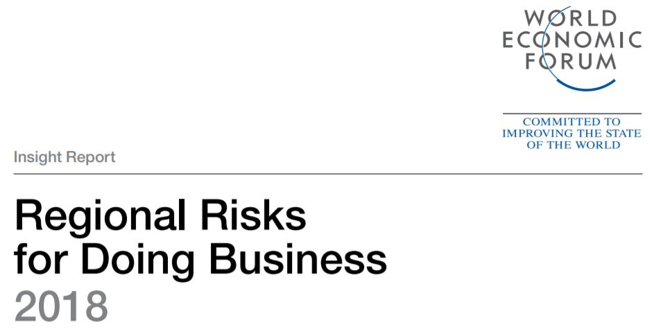 Regional Risks for Doing Business - WEF Report (PDF Download)