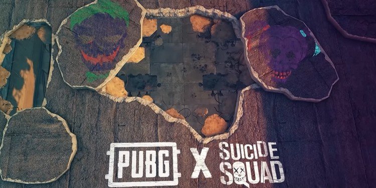 Joker, Harley Quinn Skins from Suicide Squad Coming Soon to PUBG