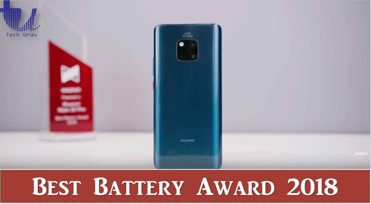 Smartphone Awards 2018 Ft. MKBHD (Marques Brownlee)