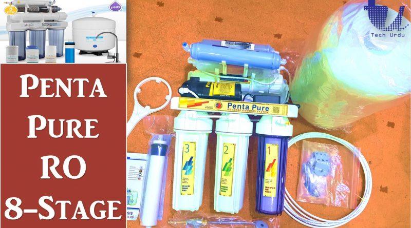 Penta Pure Reverse Osmosis (RO) - Tech Urdu