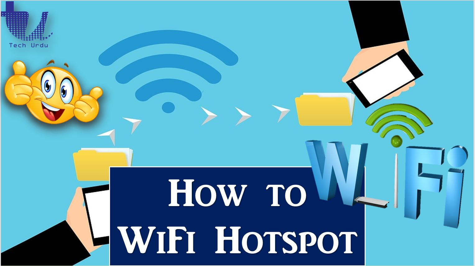 How to Create WiFi Hotspot to Share Mobile Internet?