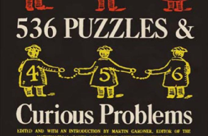 536 Puzzles & Curious Problems By Henry Ernest Dudeney (Free Download Book) - Tech Urdu