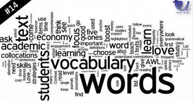 #14: Your Weekly Vocabulary List - Tech Urdu