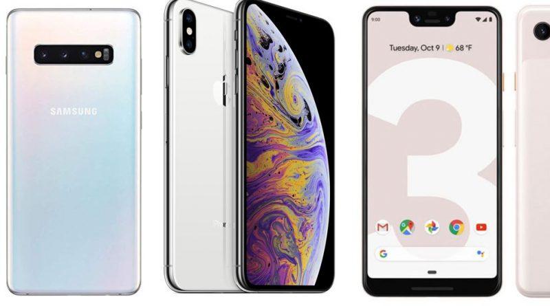 Top 6 iPhones Vs Android Phones | The Specs Comparison - Tech Urdu