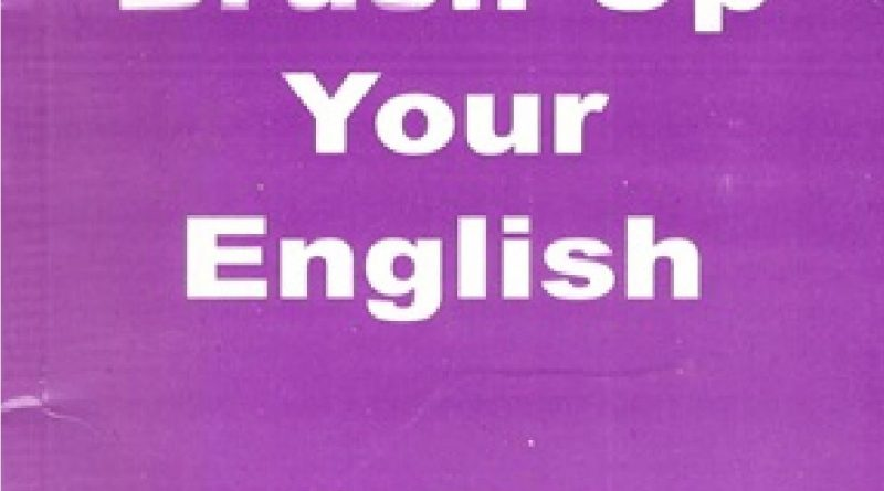 Brush Up Your English By S.T. Imam (Free Download) - Tech Urdu