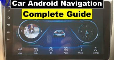 Premier Barfond Android Car Navigation System | Complete Usage Guide - Tech Urdu