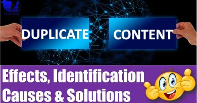 Duplicate Content - Causes, Identification and Solutions in 2020 - techurdu.net