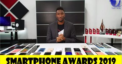 Smartphone Awards 2019 Ft. MKBHD - techurdu.net