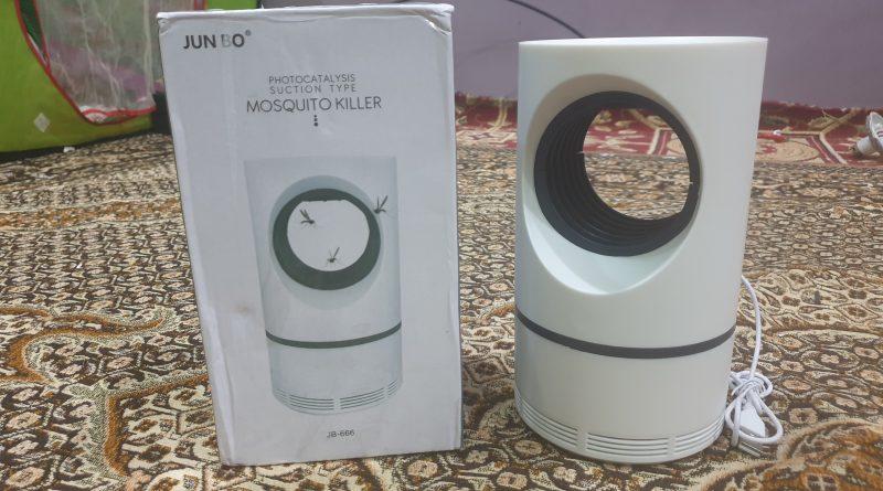 LED Mosquito Killer Lamp UV- Description and Working - techurdu.net