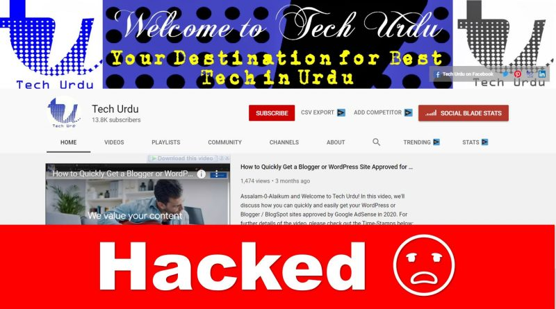 iskylib Software is Hacking Google Accounts & YouTube Channels - techurdu.net