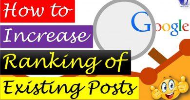 Tech,Urdu,Hindi,Tech Urdu,Tech Hindi,Increase ranking of existing posts,increase ranking in Google Search,Get No 1 on Google Search,The Quickest Way to Increase Ranking of Existing Posts in Google,The Quickest Way to Increase Ranking of Existing Posts,The Quickest Way to Increase Ranking,The Quickest Way to Increase Ranking of Existing Posts in Google Search,Update Previous Posts to Increase Ranking - techurdu.net