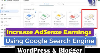 Google-Powered Search Engine - Google AdSense - Ads for Search - techurdu.net